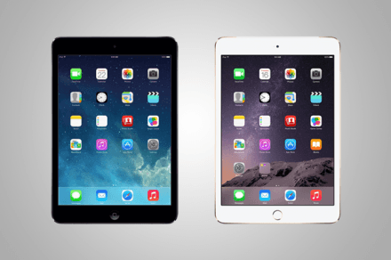 iPad Mini 2 versus iPad Mini 3 Header copy
