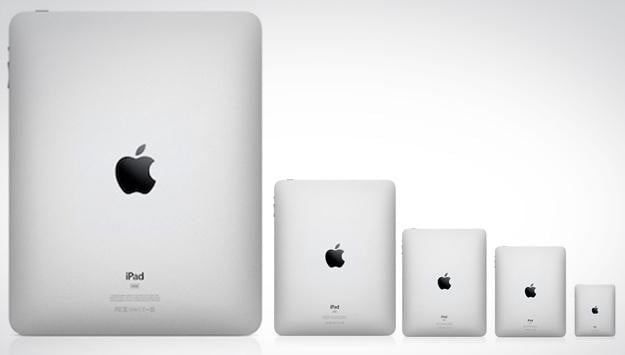 smaller ipads ipad mini
