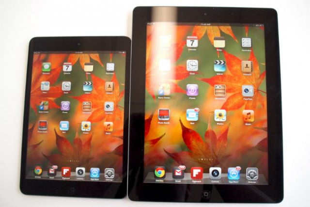 thinner ipad and mini with retina set to launch by year end report says