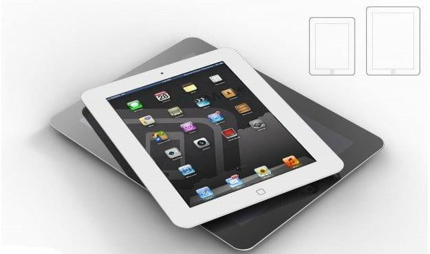 7.85-inch iPad mini concept by John Anastasiadis of iMore