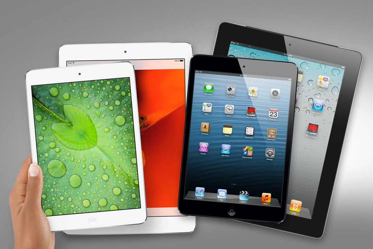 which of apples four ipad is for you mini vs retina air