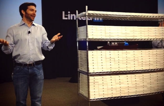 ipad minis for linkedin employees