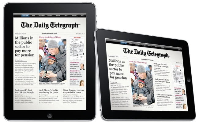 ipad-news-corp-the-daily-newspaper-subscription-rupert-murdoch