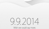 iPhone 6 event invite