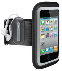 iPhone 4 Belkin jogging