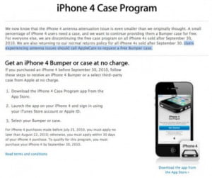 iPhone 4 Case Program