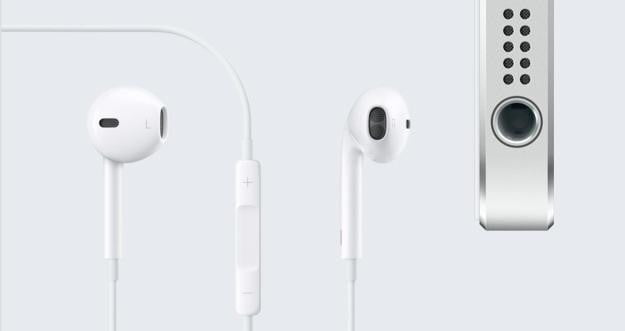 iPhone 5 audio components