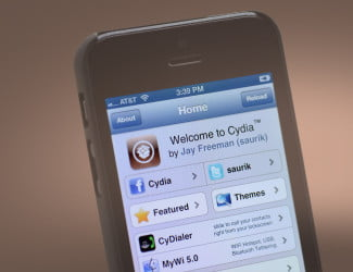 iPhone 5 Cydia