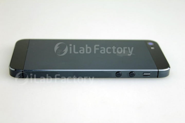 iphone  captured on video ilab leaked shots july