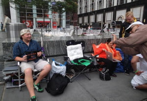 iphone 5 line in new york