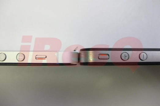 Slimmer iPhone 5
