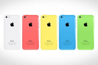 iphone 5c colors back