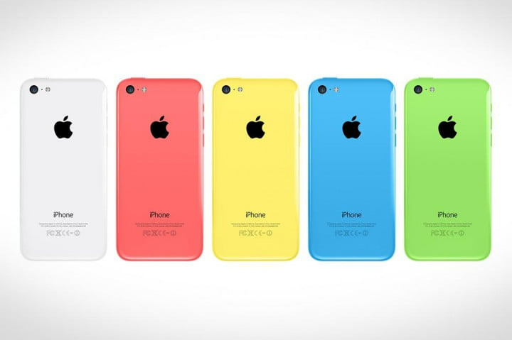 iphone  c specs release date colors back