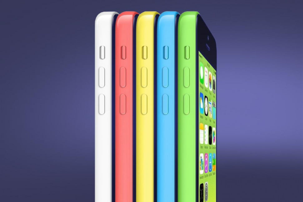 iPhone 5C main