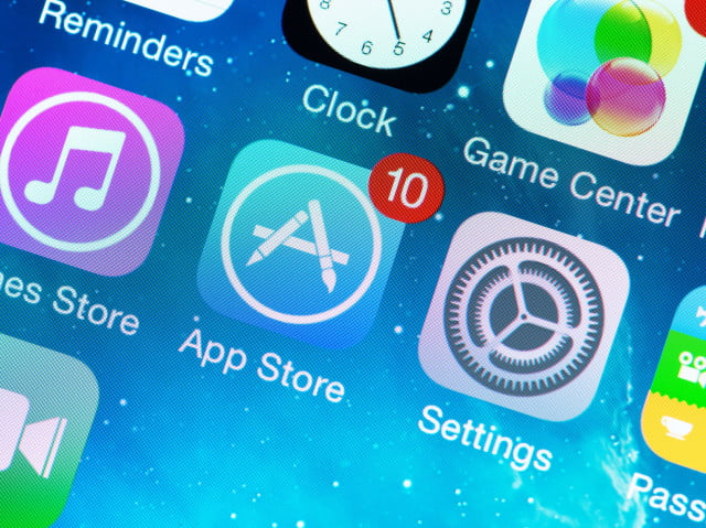 apple iphone app store ranking bug or scam  s