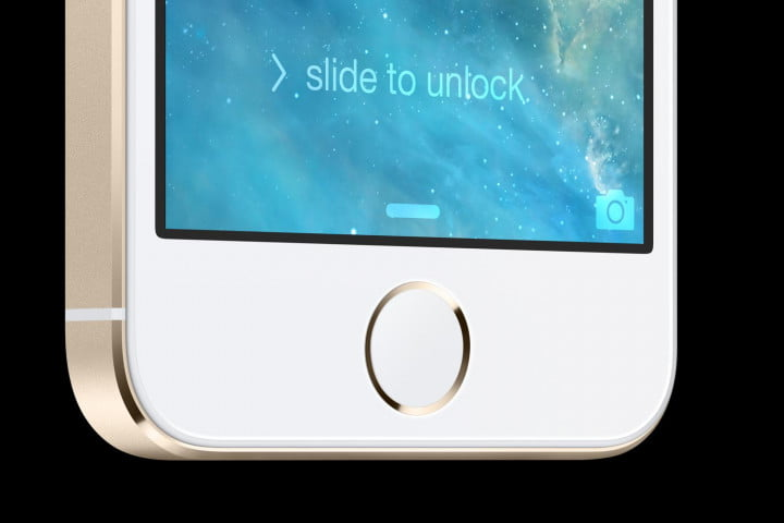 iphone  s announced features release date finger print