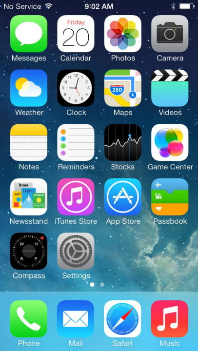 apple iphone  s review screenshot apps