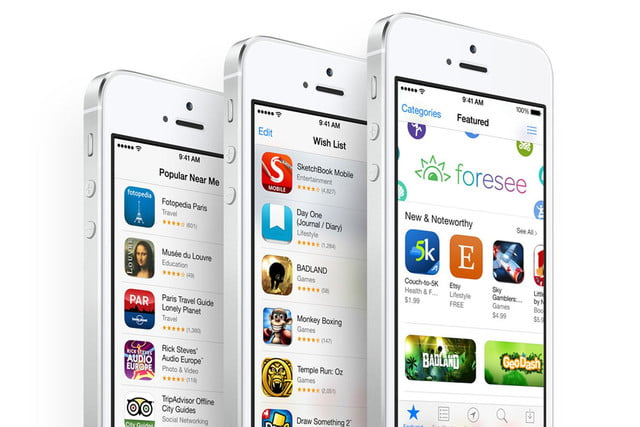white iphone rumors  s apps