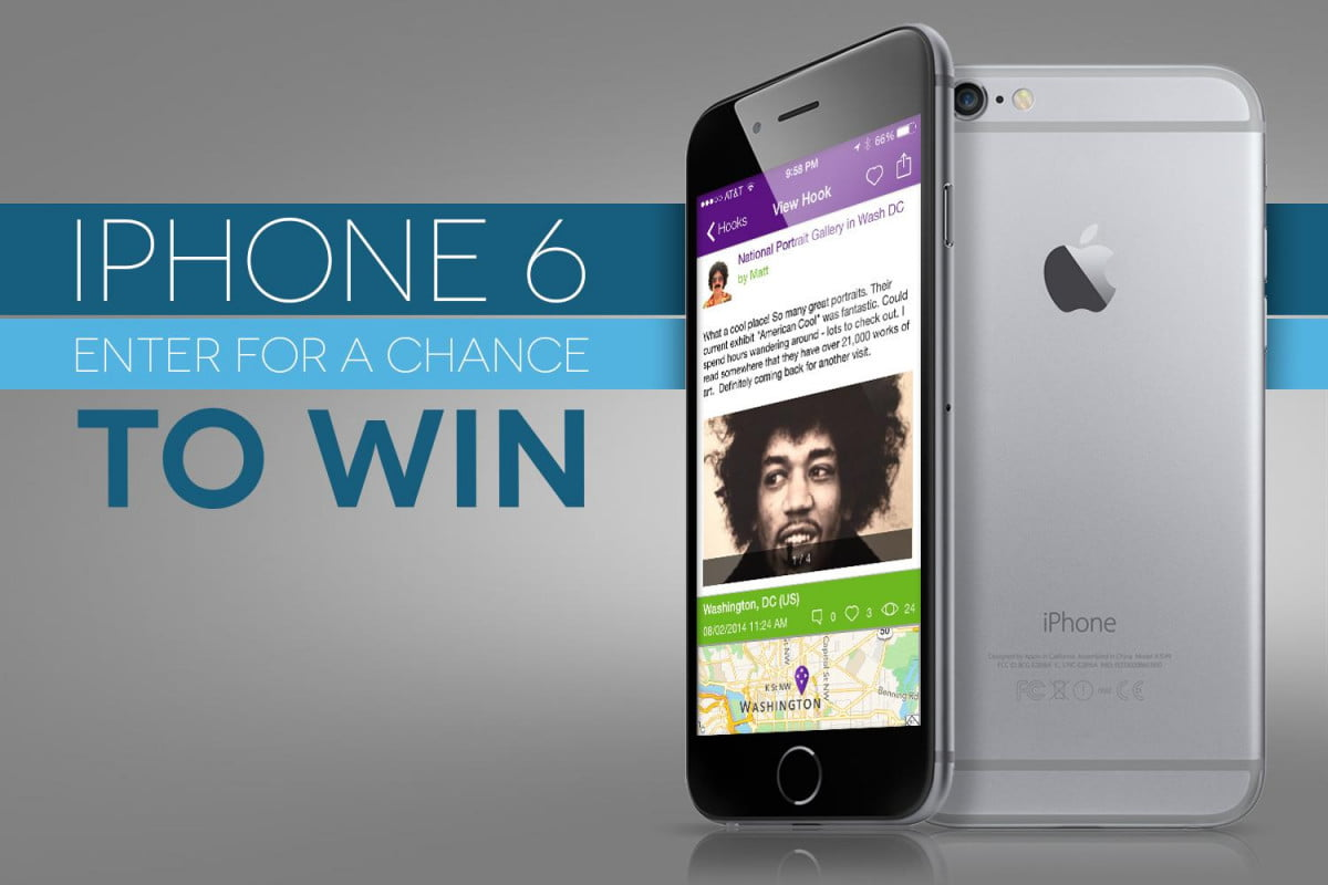 iphone  giveaway contest