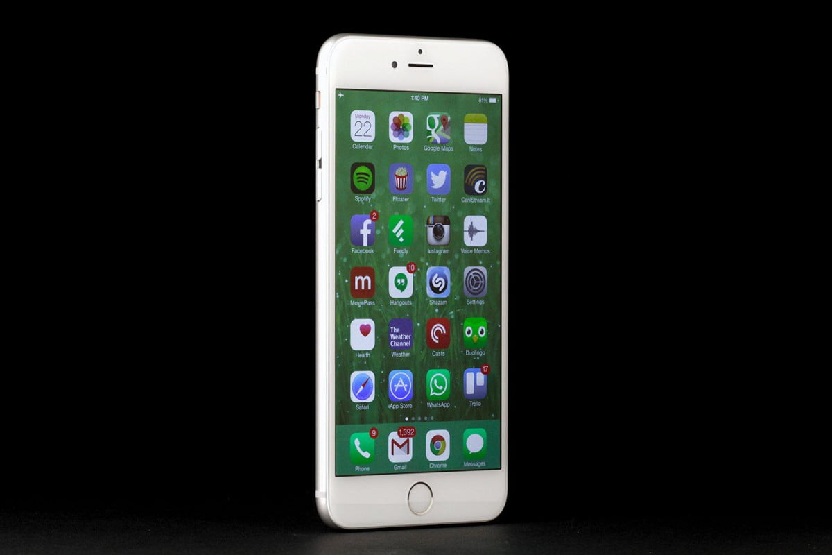 apple may replace iphone  plus bendgate studio front angle full