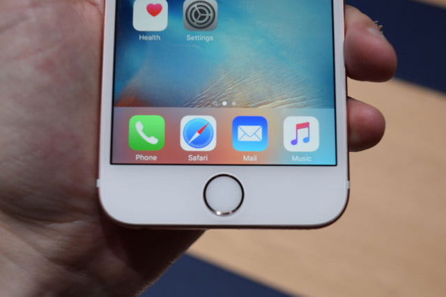 mac os x remote unlock iphone  s hands on touch id