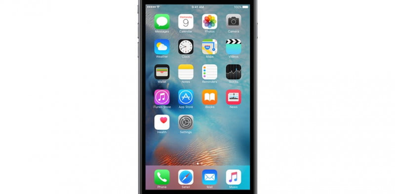 apple iphone  s plus review press