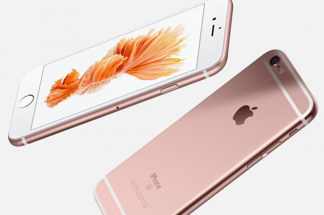 the rose gold iphone  s plus is favorite model among early buyers