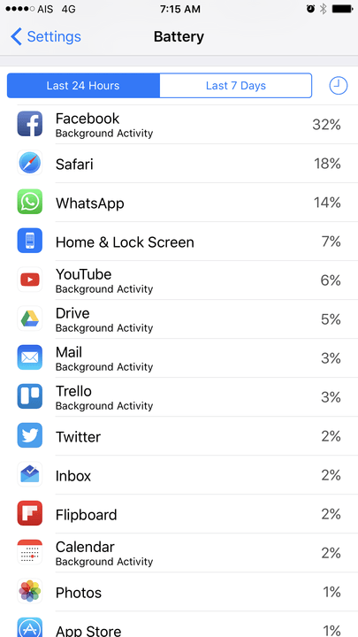iphone  tips and tricks app battery