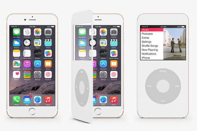 iphone cover - ipod classic