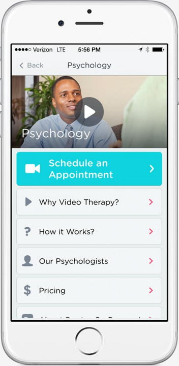 doctor on demand brings doctors and psychologists to your phone iphone psychology