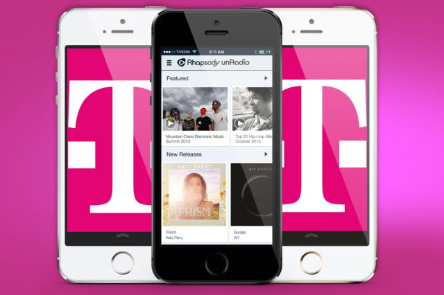 rhapsody adds its  millionth paid subscriber iphone t mobile hq