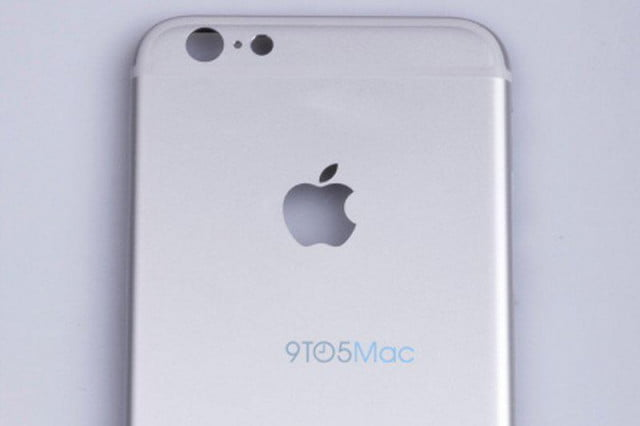 say hello to the iphone  s leaked images of metal frame reveal no changes chassis crop