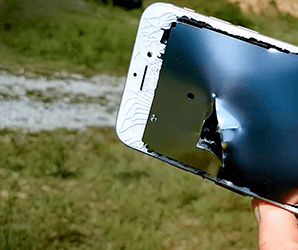 Watch an iPhone 7 get boiled, bent, shot, and squished in the best torture tests