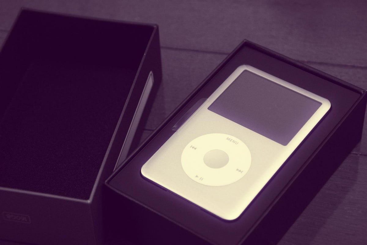 a eulogy for apples dead ipod classic from music lover