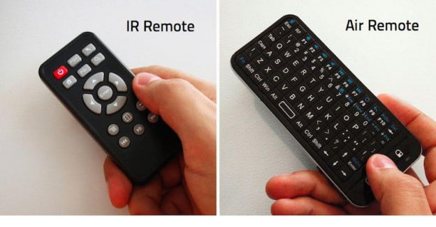 IR Remote and Air Remote