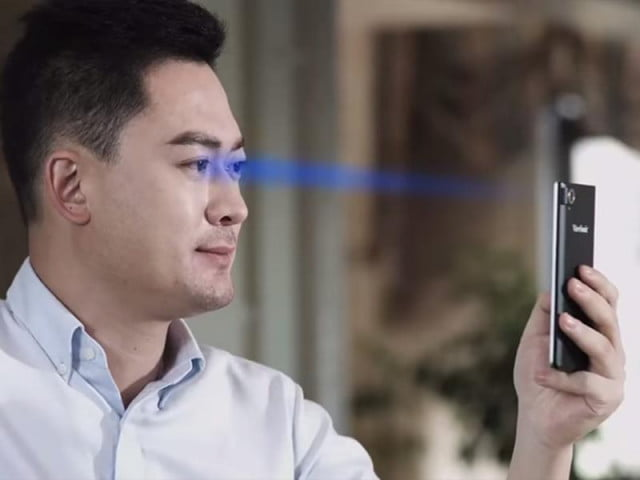 ViewSonic to launch V55 phone with Iris Scanner at CES 2015