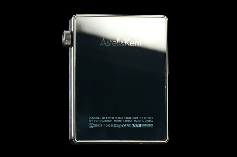 iriver-astell-and-kern-ak100-review-rear