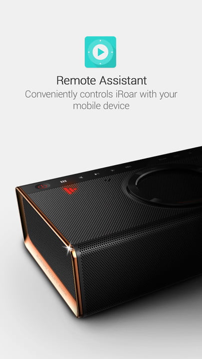 creative iroar review remote assistant