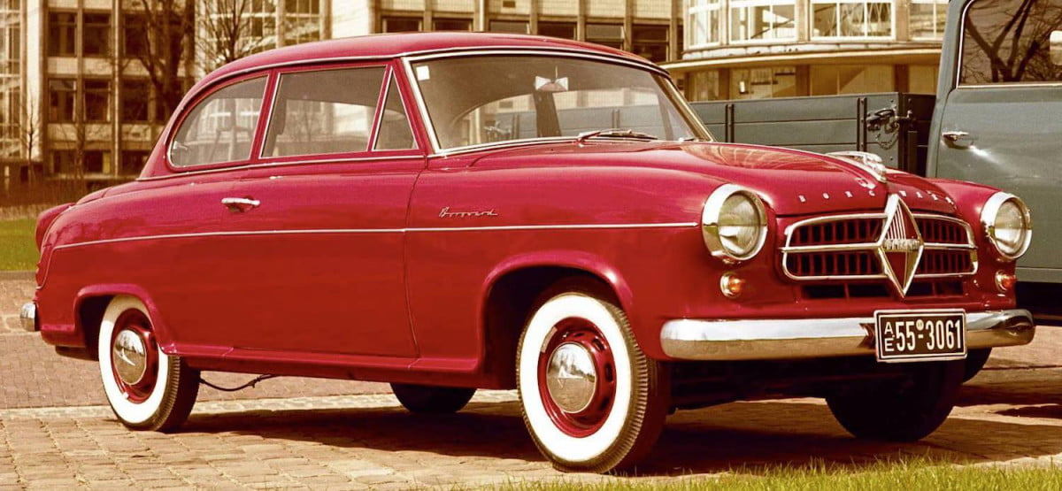borgward returns after  years isabella
