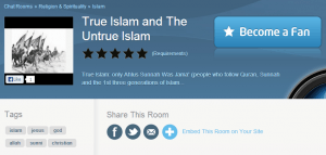 islam paltalk chat room
