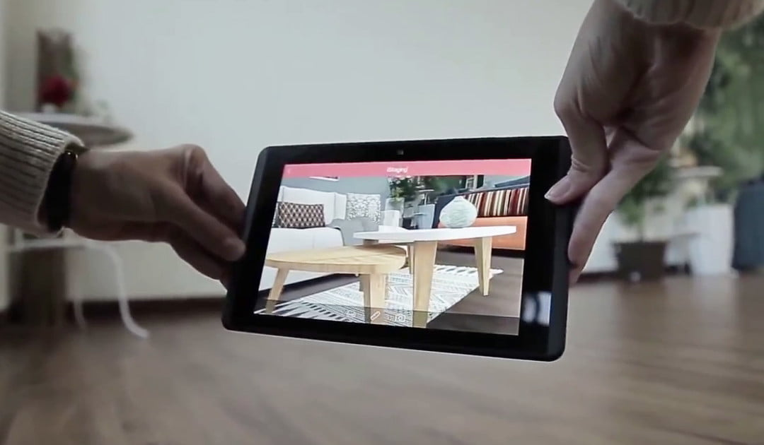 Virtually step into your new home with istagging ar app for Home design virtual reality