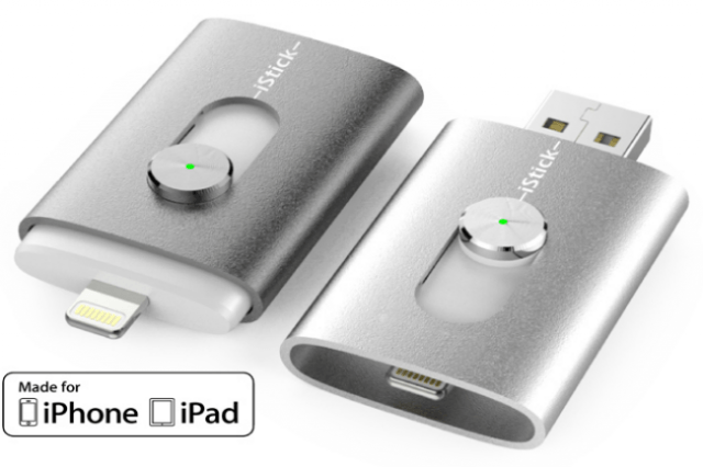 istick first made iphoneipad usb flash drive