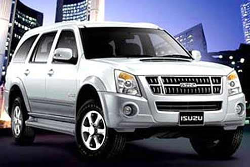 isuzu mysterious utility wizard bad car name