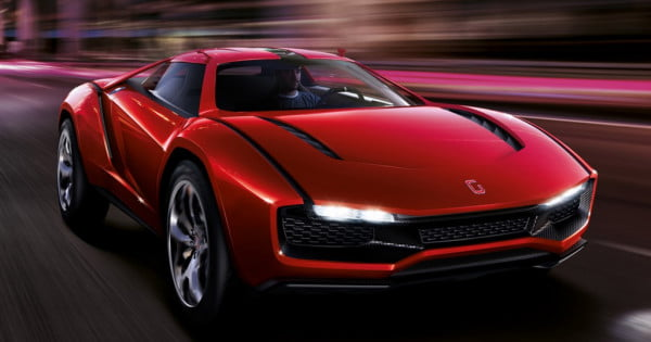 Geneva 2013: ItalDesign Giugiaro Parcour is ready for the ...