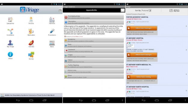 iTriage-Health-Android-apps-screenshot