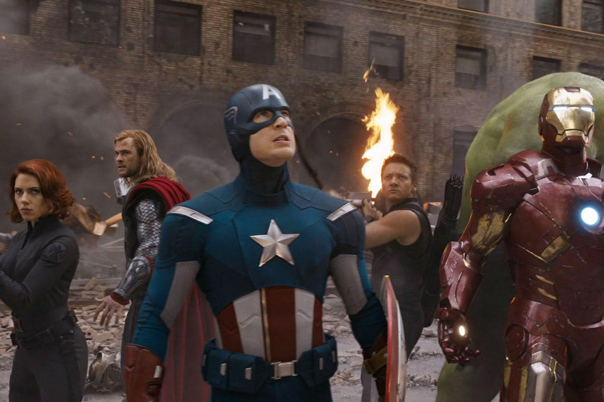 no r rated marvel movies the avengers