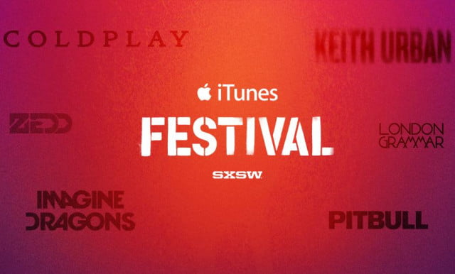 apple brings itunes festival to us for first time launches at sxsw