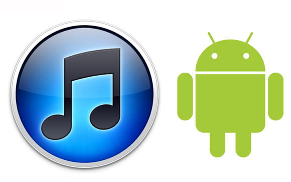Convert iTunes library to Android