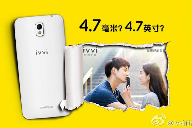 ivvi smartphone thinnest in world