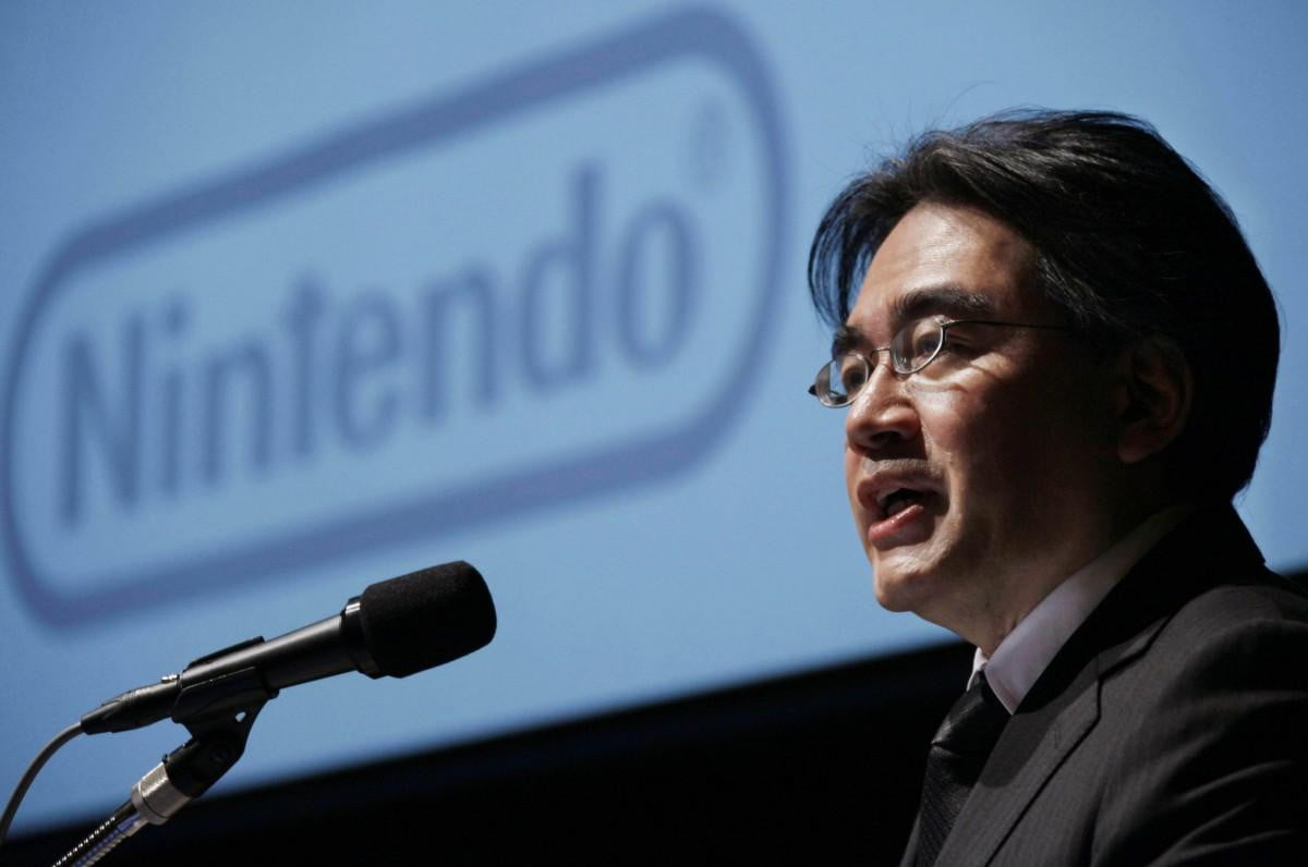 nintendo receives certification unknown new video player iwata